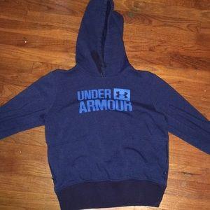 Under Armour Blue sweatshirt